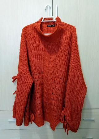 jersey oversize rojo