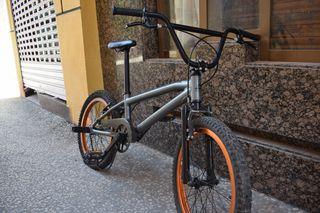 BMX MONTY Cuadro Aluminio