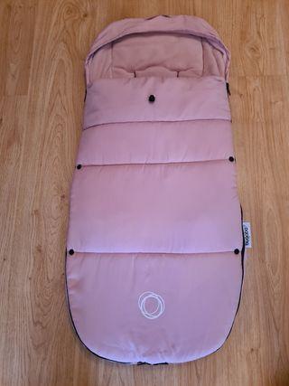 Saco invierno Bugaboo rosa