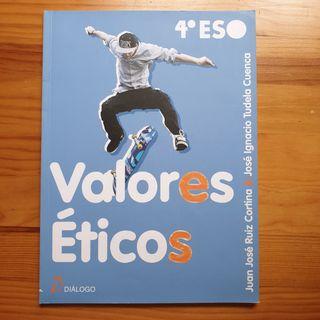 Diálogo - Valores Éticos - 4° de ESO