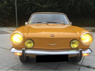 Fiat 850 sport coupe 1980