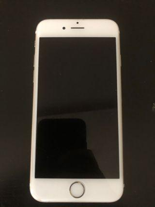 iPhone 6S 64GB Blanco y Dorado