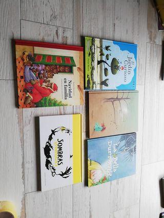 Libros Ilustrados para leer y contar