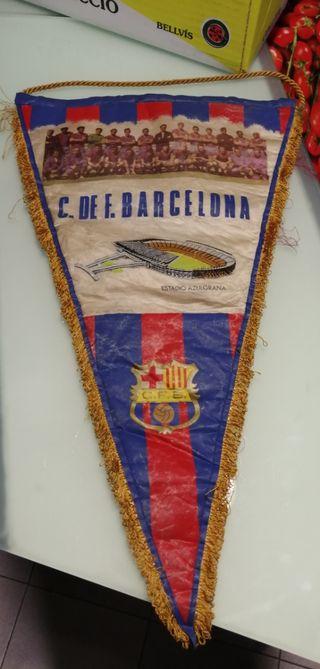 vanderin del Barcelona antiguo