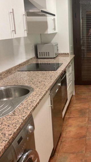 Encimera de cocina Mármol granito.