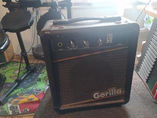 amplificador gorilla gg-20 año 89
