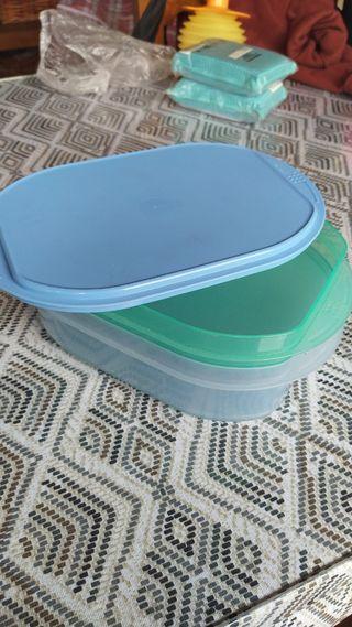 set apilable tupperware
