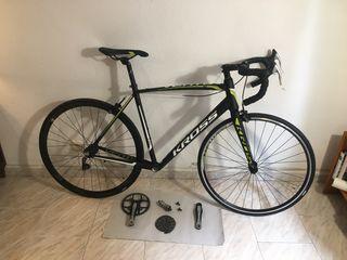 Bicicleta de carretera nueva