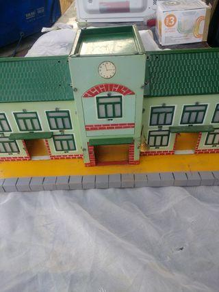 Estación de tren de Paya Antigua