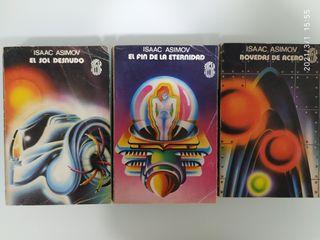LOTE DE LIBROS DE CIENCIA FICCION