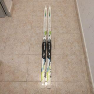 Esquís de fondo clásico junior 120