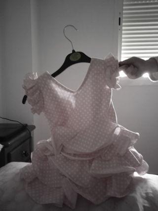 traje flamenca talla 2