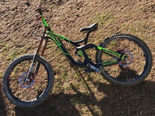Bici descenso ns fuzz 1