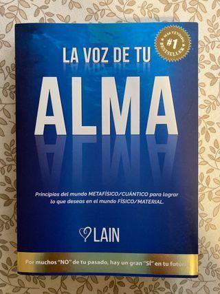 "Libro ""La Voz de tu Alma"""