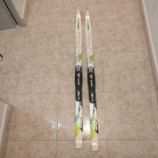 Esquís de fondo clásico junior 110