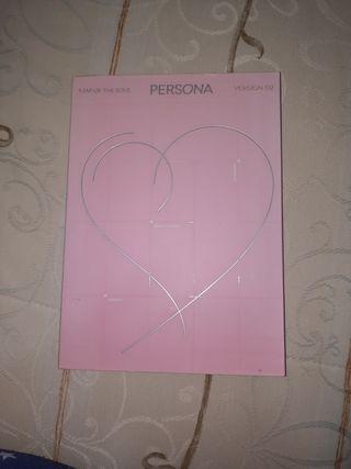 Álbum de BTS. Persona versión 2.