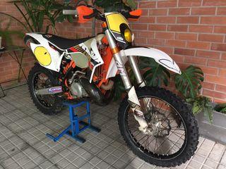 Ktm exc 250 Six Days 2013