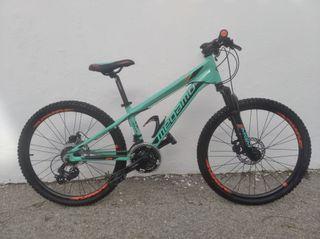 """Bicicleta MTB 24"""" Megamo KU4"""