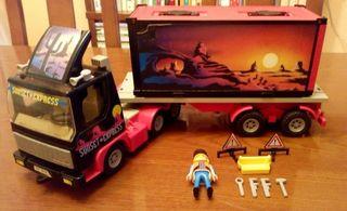 camion de playmobil