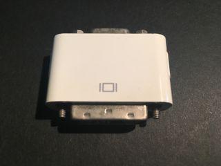 Adaptador Apple DVI-I a VGA