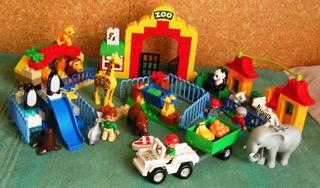 LEGO DUPLO 6157 BIG ZOO