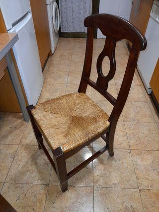 silla cocina