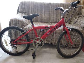 bicicleta montaña GOTTY para ñiñ@