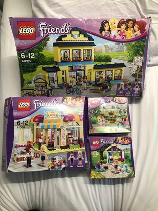 Lote Lego Friends