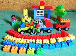 LEGO DUPLO 6052 MY FIRST LEGO DUPLO