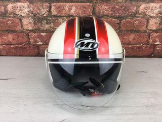 Casco Jet MT Helmets Motion ON