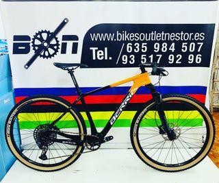 Bicicleta Berria Bravo expert 6.1 nueva 2021