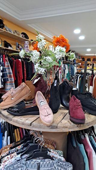 Traspaso tienda ropa y complementos