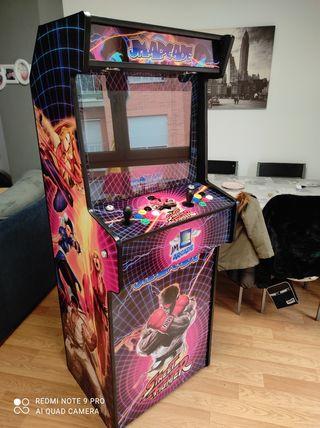 máquina arcade xtreme