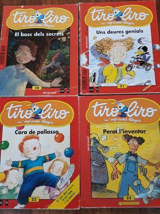 TIRO LIRO para leer y aprender.