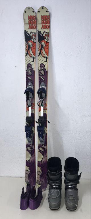 Ski de travesía