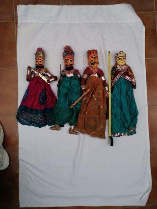 MARIONETAS INDIA 4. ARTESANALES