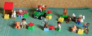 LEGO DUPLO 6 PEQUEÑOS SETS VER FOTOS Y DESCRIPCIÓN