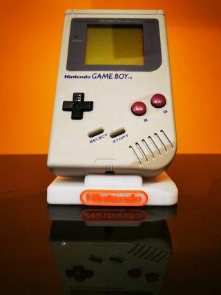 Soporte Game Boy clásica