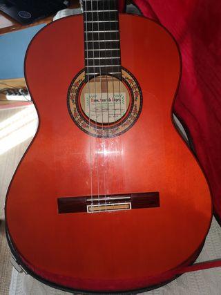 Guitarra Hermanos Sanchis 1F