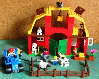 LEGO DUPLO 5649 BIG FARM