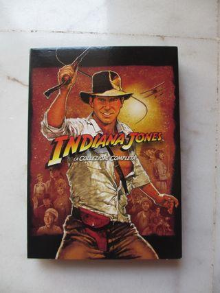 Indiana Jones: La Colección Completa DVD