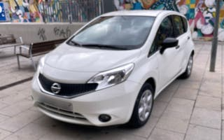 Nissan Note 2015 KM GARANTIZADOS