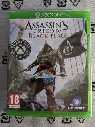**NUEVO** Assassins Creed Black Flag para Xbox One