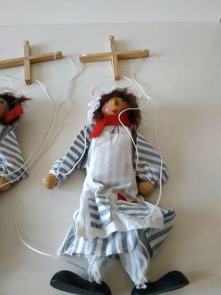 Marionetas madera diseño