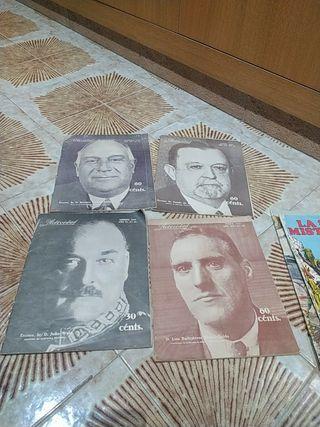 Revistas Actividad