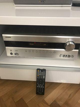 Receptor AV Home Cinema Onkyo Tx-SR607