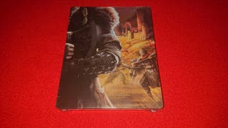 Assassins Creed Valhalla Steelbook precintada