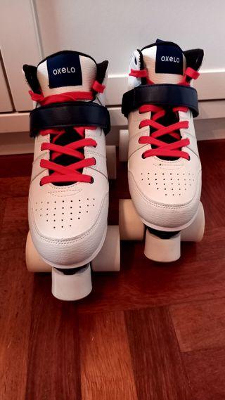 patines quad 42