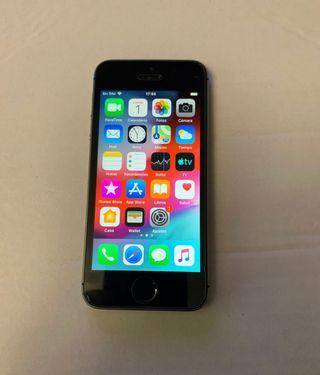 Iphone 5s 32Gb negro IMEPCABLE