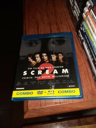 bluray.Scream 2 combo blu+dvd